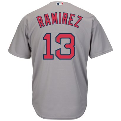 4d15fbd5a ... Majestic Men s Boston Red Sox Hanley Ramirez  13 Cool Base® Replica  Jersey. Red Sox Jerseys. Hover Click to enlarge