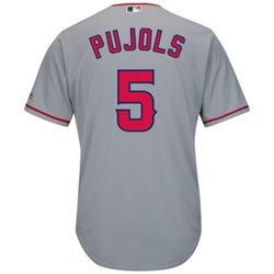 Men's Los Angeles Angels Albert Pujols #5 Cool Base® Replica Jersey