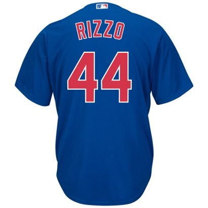 d76f6ca24 ... Majestic Men s Chicago Cubs Anthony Rizzo  44 Cool Base® Replica Jersey.  Chicago Cubs. Hover Click to enlarge