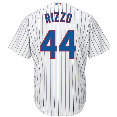 online store 5fb62 eb723 Majestic Men's Chicago Cubs Anthony Rizzo #44 Cool Base® Replica Jersey
