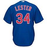 e9ae017e6f8 Majestic Men s Chicago Cubs Jon Lester  34 Cool Base® Replica Jersey