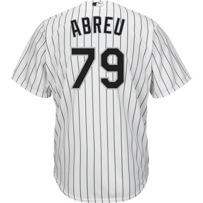 7491c50f6 Majestic Men s Chicago White Sox Jose Abreu  79 Cool Base® Replica ...