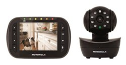 "Motorola Scout 2300 3.5"" Video Monitor with Indoor Camera"