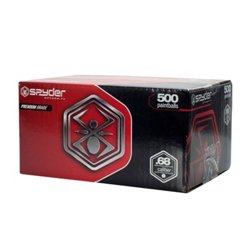 Spyder .68 Caliber Paintballs 500-Pack
