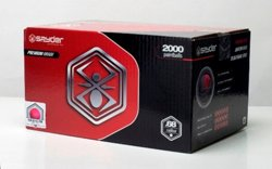 Spyder .68 Caliber Paintballs 2,000-Pack