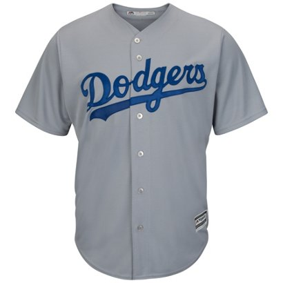 52ced9262d6 ... Cool Base® Replica Jersey. Los Angeles Dodgers Clothing. Hover Click to  enlarge