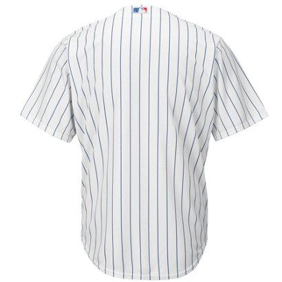 free shipping 29cc9 0615e Majestic Men's Chicago Cubs Cool Base® Replica Jersey