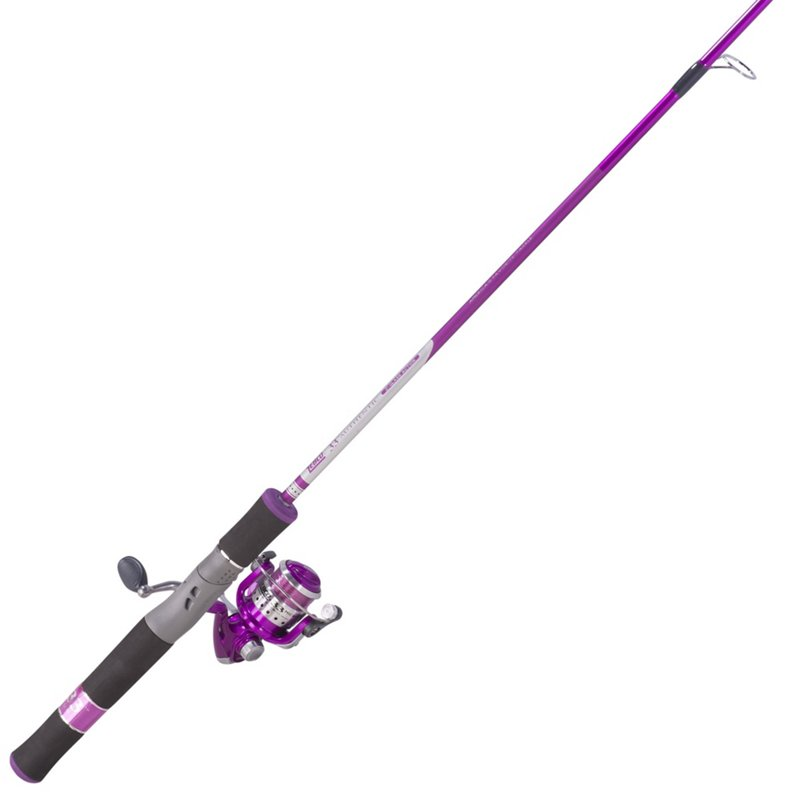 Zebco 33® Micro 5′ UL Freshwater Spinning Rod and Reel Combo Pink – Fishing Combos, Ultralight Combos at Academy Sports