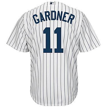 buy online 6fabf 211c7 Majestic Men's New York Yankees Brett Gardner #11 Cool Base ...