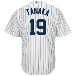 Majestic Men's New York Yankees Masahiro Tanaka #19 Cool Base® Replica Jersey