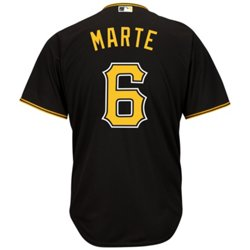 Majestic Men's Pittsburgh Pirates Starling Marte #6 Cool Base® Jersey