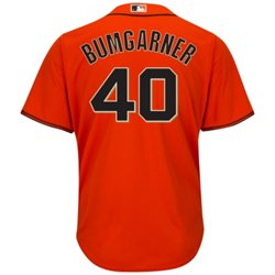 Men's San Francisco Giants Madison Bumgarner #40 Cool Base® Jersey