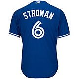 b6e320903 Majestic Men s Toronto Blue Jays Marcus Stroman  6 Cool Base® Replica Jersey