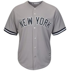 Majestic Men's New York Yankees Cool Base® Road Replica Jersey