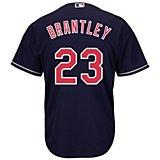 0e392171c Majestic Men's Cleveland Indians Michael Brantley #23 Cool Base® Alternate  Jersey