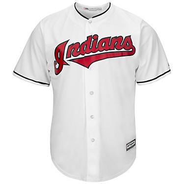 new product e14d9 819b7 Majestic Men's Cleveland Indians Jason Kipnis #22 Cool Base® Home Jersey