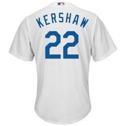 Majestic Men's Los Angeles Dodgers Clayton Kershaw #22 Cool Base® Jersey