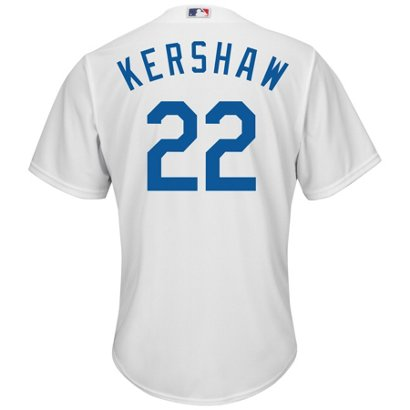 0b68bc2d7 ... Clayton Kershaw  22 Cool Base® Jersey. Los Angeles Dodgers Clothing.  Hover Click to enlarge