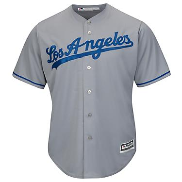 reputable site c949b 54edc Majestic Men's Los Angeles Dodgers Clayton Kershaw #22 Cool Base® Jersey