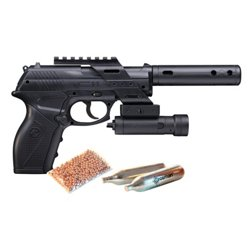 C11® .177 Caliber Tactical BB Air Pistol Kit