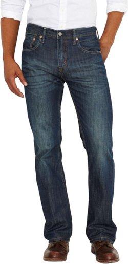 Levi's Men's 527 Low Rise Boot Cut Jean