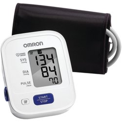 3 Series Advanced Accuracy Upper Arm Blood Pressure Monitor