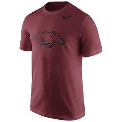 Nike™ Men's University of Arkansas Logo T-shirt
