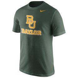 Nike™ Men's Baylor University Logo T-shirt