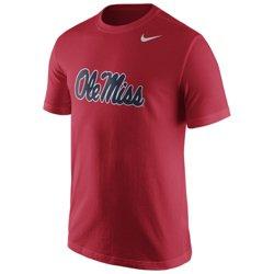 Nike™ Men's University of Mississippi Logo T-shirt