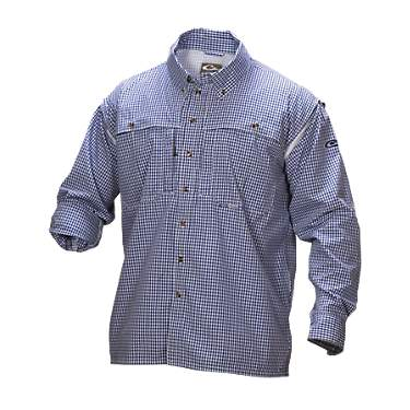 Drake Waterfowl Men's Wingshooter's Game Day Button-Down Shirt