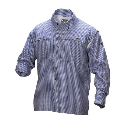 b7af319718dc Drake Waterfowl Men s Wingshooter s Game Day Button-Down Shirt