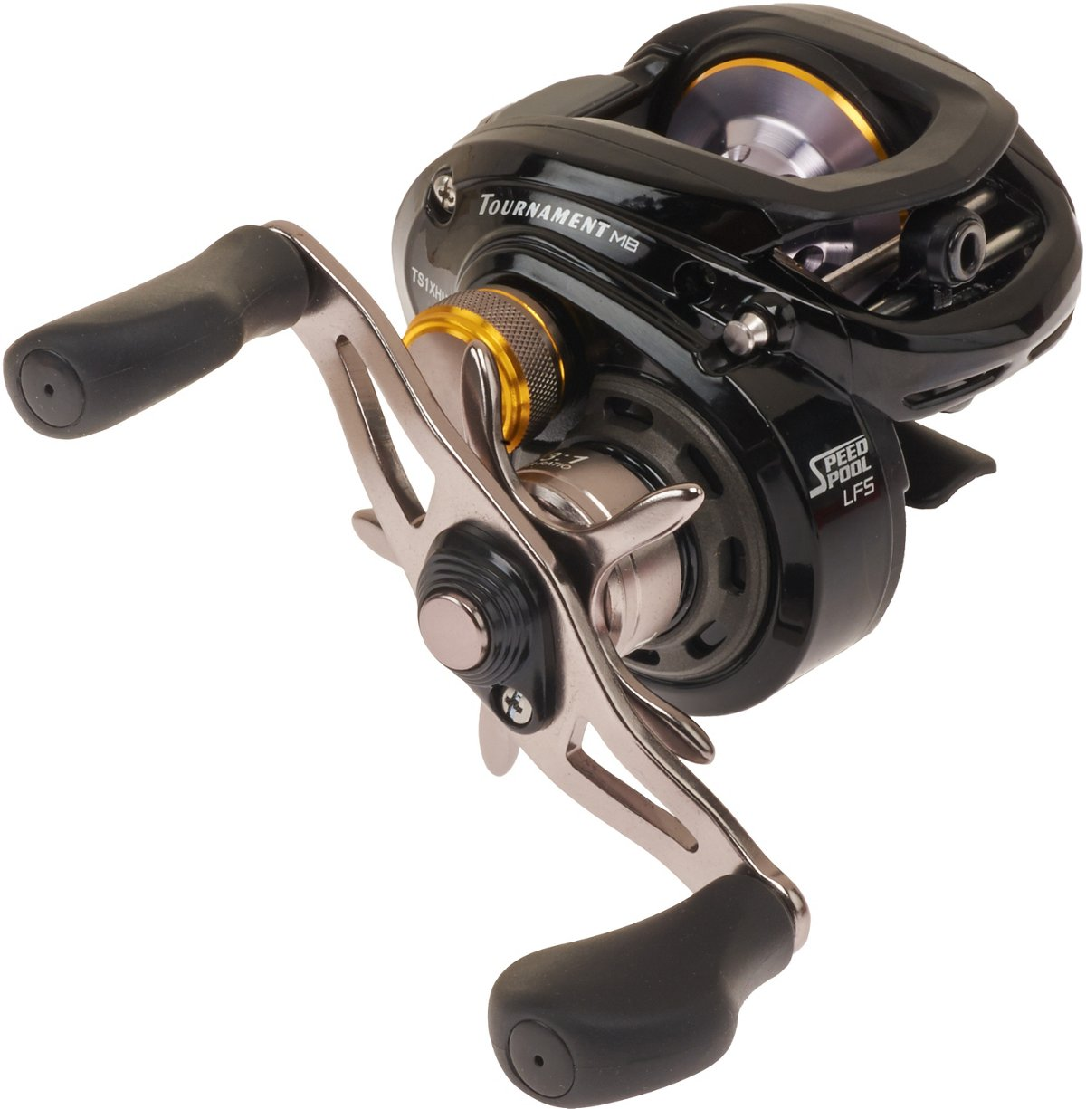 Lew's Tournament MB Speed Spool LFS Series Baitcast Reel Right-handed