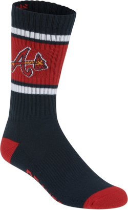 '47 Adults' Atlanta Braves Duster Sport Socks