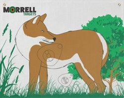 Morrell Coyote Target Face