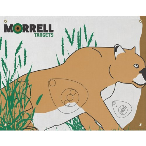 Morrell Mountain Lion Target Face