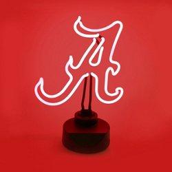 AES Optics University of Alabama Tabletop Neon Light