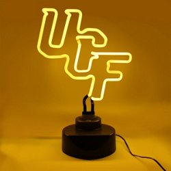 AES Optics University of Central Florida Neon Table Light