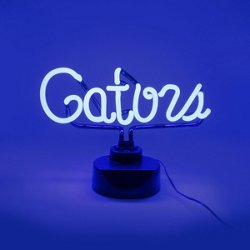 University of Florida Tabletop Neon Light