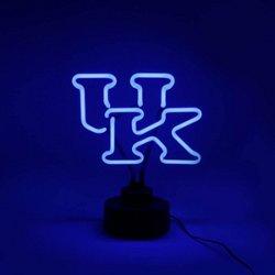 AES Optics University of Kentucky Neon Table Light