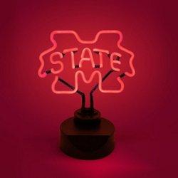 AES Optics Mississippi State University Neon Table Light