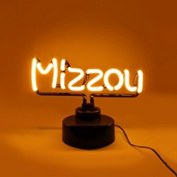 University of Missouri Table Top Neon Light