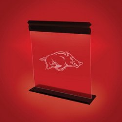 University of Arkansas Acrylic LED Light