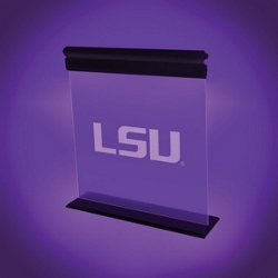 AES Optics Louisiana State University Acrylic LED Light