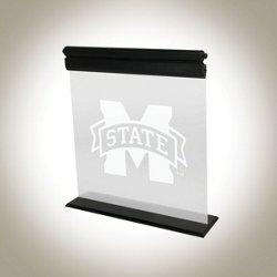 AES Optics Mississippi State University Acrylic LED Light