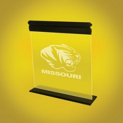 AES Optics University of Missouri Acrylic LED Light
