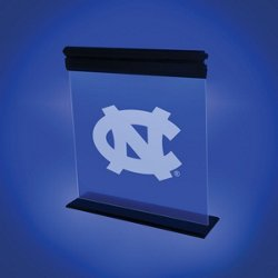 University of North Carolina Acrylic LED Light