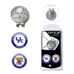 Team Golf University of Kentucky Cap Clip