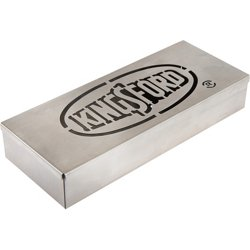 Kingsford® Deluxe Stainless-Steel Smoker Box