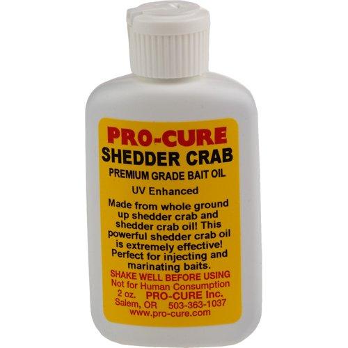 Pro Cure 2 oz Shredder Crab Bait Oil