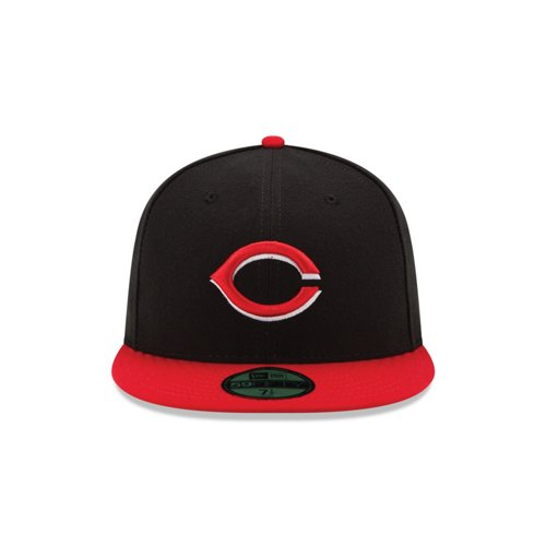 48c3e1b9969 New Era Men s Cincinnati Reds 2015 Alternate Color 59FIFTY Cap